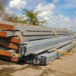 Hvert år rives 20 000 bygg i Norge. Mye materialer herfra kan ombrukes, særlig stålkonstruksjoner, viser en ny rapport. Foto: Norsk Stålforbund