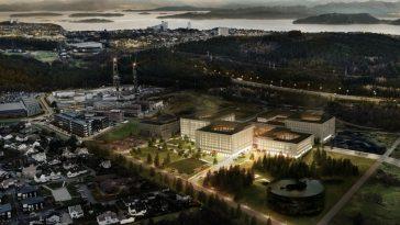 nye Stavanger universitetssjukehus
