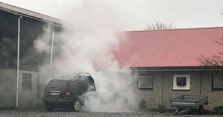 bilbrann Høg-Jæren