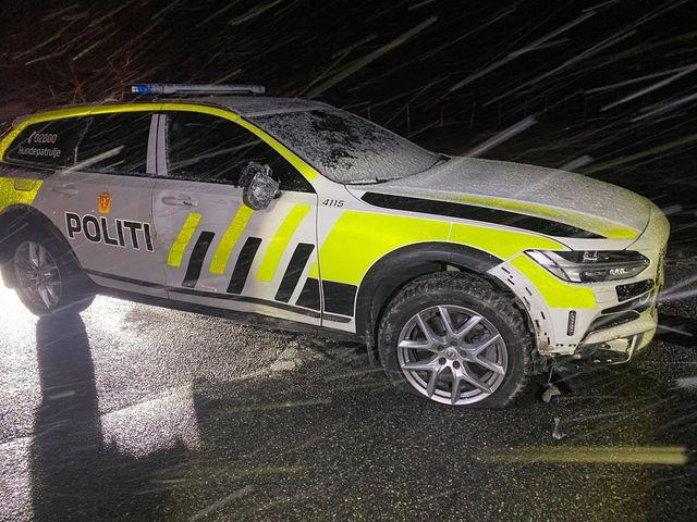 ATV politibil