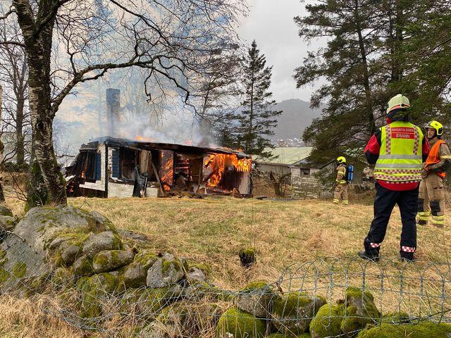 Brann Hommersåkveien